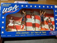 Starting Lineup Team USA 1996 Basketball (Set Two Of Two)