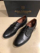 Brand New In Box Allen Edmonds 6th Avenue BLACK MENS US SIZE 13 D