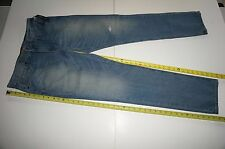 Joes Jeans Mens Slouchy Slim Blue Jeans Size 33