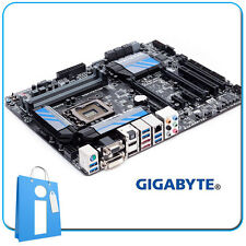 Motherboard ATX Z87 GIGABYTE GA-Z87X-UD3H Socket 1150 without Accessories ni