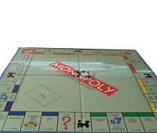 MONOPOLY 1998 Game Board Only Replacement Parts-Used-Clean-Intact