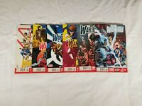Marvel Comic NEW WARRIORS #1-6 Yost To Curiel Lot of 6