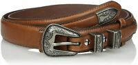 Nocona Men's Brown Basic Ranger Belt