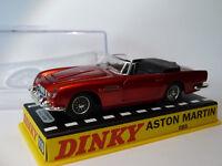 Aston Martin DB5 cabriolet  - ref 110 au 1/43 de dinky toys atlas