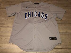 Chicago Cubs Kyle Schwarber #12 Nike Stitched Jersey Sz XL *NWOT*