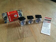 Philips Photoflux PFC4 Vintage Box of 3x Flashcube - 12 Flash Shots in Total