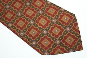 MARIANO RUBINACCI Silk tie Made in Italy F14074