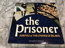 The Prisoner  laserdisc Patrick McGoohan
