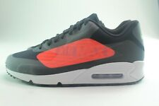 NIKE AIR MAX 90 NS GPX MEN SIZE 13.0 BLACK CRIMSON COMFORTABLE LIGHTWEIGHT