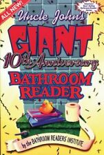 Uncle Johns Giant 10th Anniversary Bathroom Reade