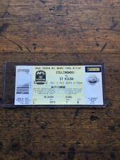 VINTAGE AFL COLLINGWOOD STKILDA GRAND FINAL REPLAY TICKET GRANDFINAL FOOTY MCG