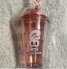 More details for esther bunny tumbler cup brand new rare only one on ebay 💯 % authentic!