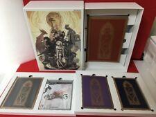 USED DRAG-ON DRAGOON 10th Anniversary BOX square Enix PS3 EMS F/S Japan