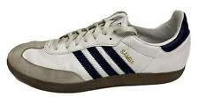 Adidas Samba men's shoes sneakers leather white low top lace size US 12