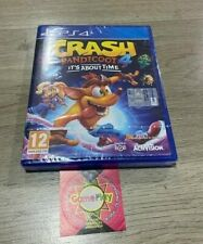 Crash Bandicoot 4: It's About Time (Sony PlayStation 4, 2020)