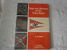 WALKER - FLAGS AND BANNER OF THE THIRD REICH - NSDAP - NAZISMO -  TERZO REICH