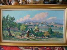 MARJORIE REED 1915-1997 Early California Plein Air Arizona Western Impressionist