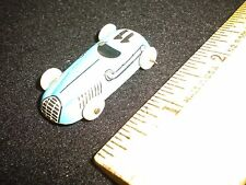 Rare Vintage Made in U.S. ZONE Occupied Germany Metal Toy Race Car #11