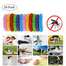 18 Pack Natural Mosquito Repellent Bracelet Band Bug Insect Repellent Protection