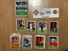 SERIE COMPLETE 60/60 STICKERS IMAGES PANINI FAMILY KELLOGGS SUPERSTARS 2018