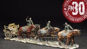 Figarti ETG-073 Limber & Horses MIB Retired
