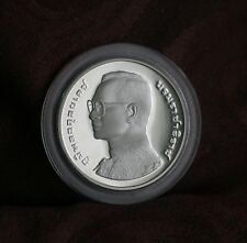 72nd Birthday King Bhumibol Adulyadej 1999 Rama IX Thailand 20 Baht Proof Coin s