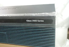 Cisco 2911/K9 Router 256F/512D HWIC-2T Data/K9 License 1-Year Warranty!