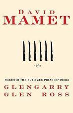 Glengarry Glen Ross: By Mamet, David