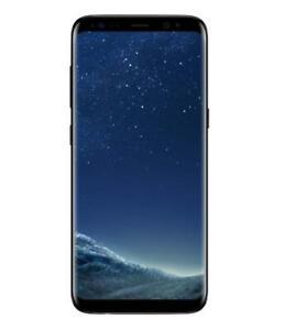Smartphone Samsung Galaxy S8 - 64 Go - Noir - Desimlocké