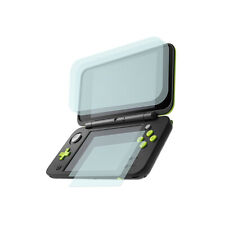 For Nintendo NEW 2DS XL Screen Protector Cover Guard - [1x Front+ 1x Back]