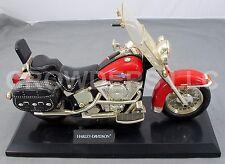 Harley Davidson Heritage Softtail Phone Horn Sound Ringer & Light up Head Lights