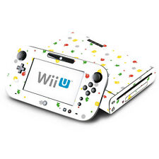 Skin Decal Cover for Nintendo Wii U Console & GamePad - Animal Crossing Special