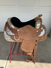 Excellent Condition Circle Y Show Saddle- Complete Package