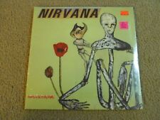 NIRVANA ~ INCESTICIDE ~ B0017746-01 DGC SEALED ~ COBAIN, GROHL, FOO FIGHTERS