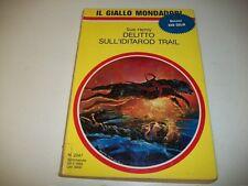 IL GIALLO MONDADORI: N.2247 SUE HENRY: DELITTO SULL'IDITAROD TRAIL. 2321992