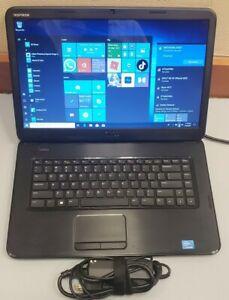 """Dell Inspiron 3520 15.6"""" Intel Celeron B820 3GB RAM 320GB HDD WEBCAM BLUETOOTH"""