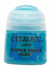 Temple Guard Blue, Citadel Paint - Layer, Warhammer 40,000/Age of Sigmar