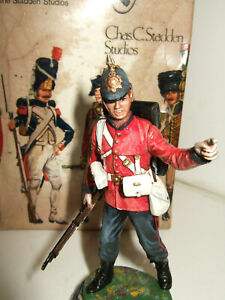 Stadden Studios No 44, Corporal of The Royal Marines Light Infantry 1902,  Boxed
