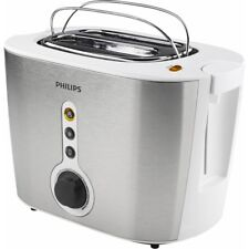 Philips HD2636/00 Toaster - Edelstahl