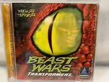 BEAST WARS Transformers PC Video Game