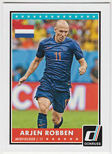 ARJEN ROBBEN 2015 Donruss Soccer National Team Photo Variation #43 Netherlands