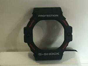 Casio Watchparts DW-5900 Bezel/Shell. Black G-Shock Shell. For new model DW-5900