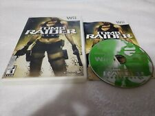 Tomb Raider Underworld Wii *Tested*Complete*
