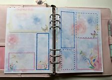 Filofax A5 Organiser Planner - Beautiful Paper with Bullet Boxes - set of 20