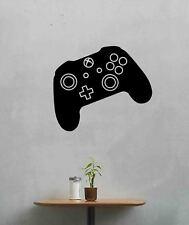 XBox Controller Wall Decal Gamer Decor Vinyl Sticker Video Games Poster Art 716