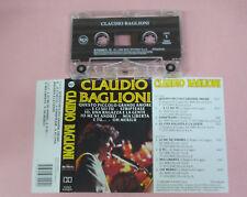 MC CLAUDIO BAGLIONI Omonimo Same 1998 RCA 74321 635524 no cd lp vhs