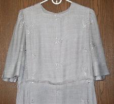 Women's Large  Amish Mennonite Modest Cape Dress