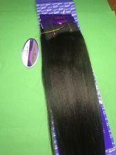"Urban Beauty_KARIZMA_100%_Human Hair_YAKI_WVG _STRAIGHT_10""_#2"