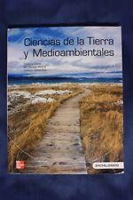 Libro Ciencias de la Tierra y Medioambientales. Mc Graw Hill. 2004