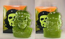 "Frank Kozik 16"" 2010 Green Dead Che Bust LE 50 VINYL ULTRAVIOLENCE NEW Figure"